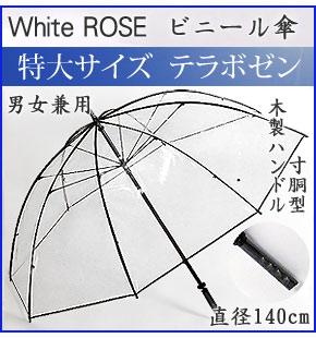 テラボゼンビニール傘