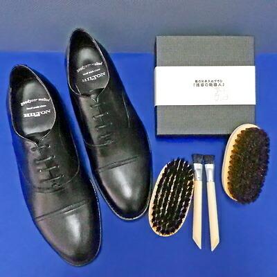 靴のお手入れブラシ 浅草の靴職人 アートブラシ