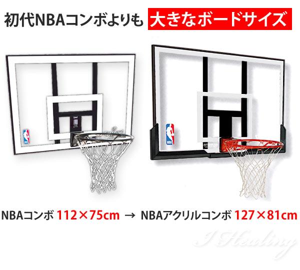 NBAコンボとNBAアクリルコンボの比較