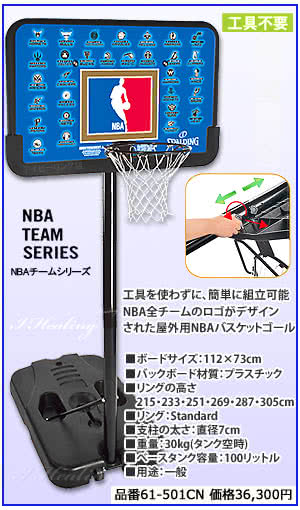 NBAチーム