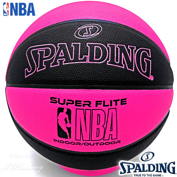 SPALDING SUPER FLITE 女性用バスケットボール6号