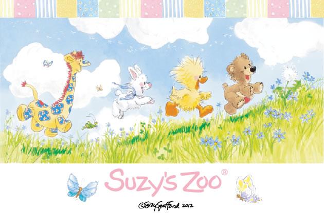 スージーズー suzy's zoo