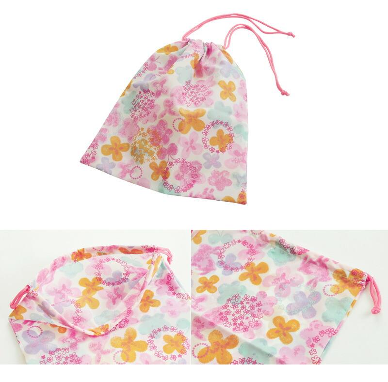 Petit Angelina(プチアンジェリーナ) 巾着3枚セット