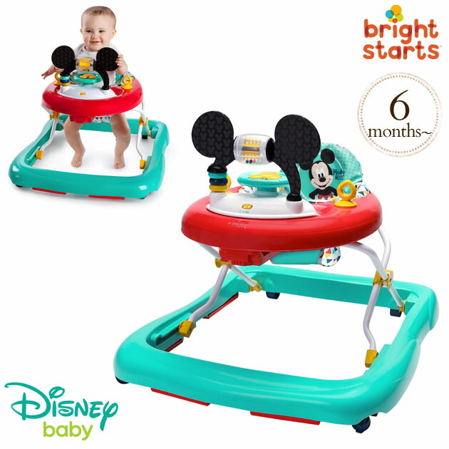 Disney baby(ディズニーベビー)ミッキーマウス・ハッピートライアングル・ウォーカー