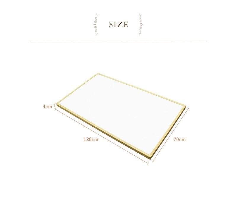 babubu.(バブブ) ホワイトデスクボード ベビーベッド用1200 BD-005
