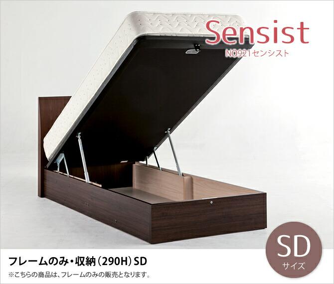 NO921センシスト フレームのみ・収納(290H)PS