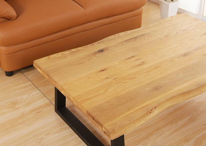 オーク材テーブル