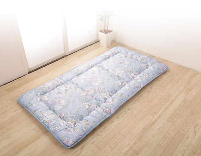 敷き布団床敷き使用イメージ