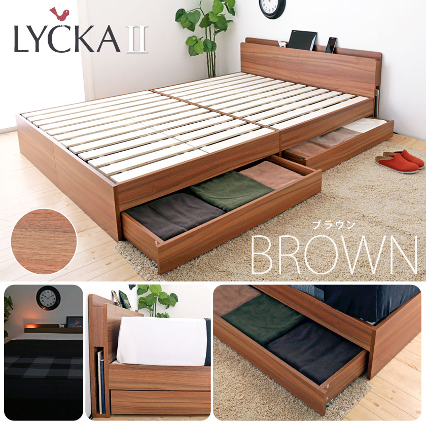 LYCKA2 リュカ2 ベッド イメージ画像17