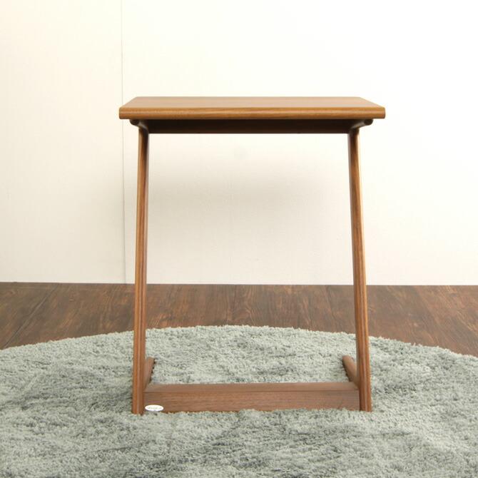 「スマート!サイドテーブル」幅45cmセンターフォルム