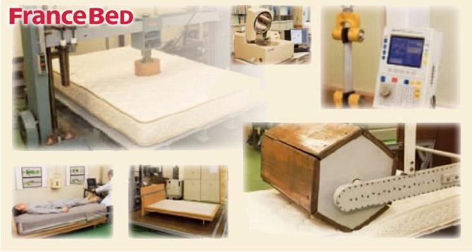 敷き布団 ホット&クール シングル JIS以上に厳しい目で徹底した品質管理「FES規格」