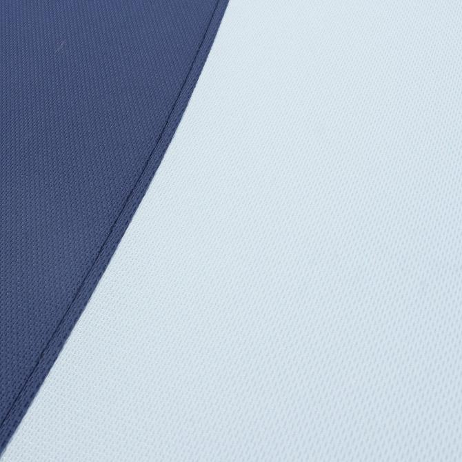 ブレスエアー ベッドパッド セミダブル 表地:高吸湿発散ニット地