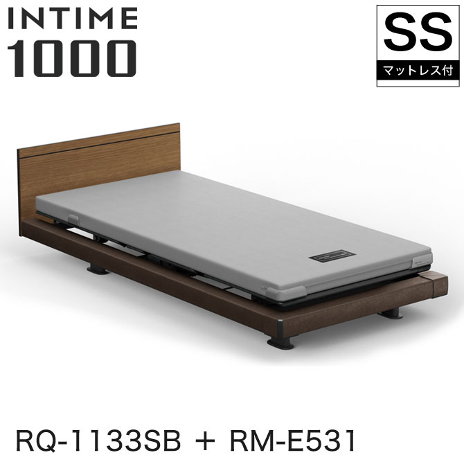 INTIME1000 RQ-1133SB + RM-E531