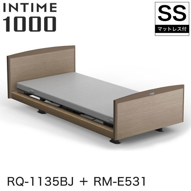 INTIME1000 RQ-1135BJ + RM-E531