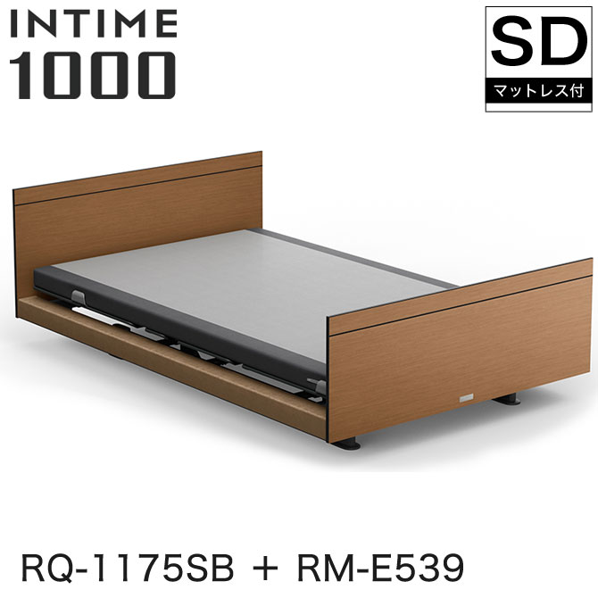 INTIME1000 RQ-1175SB + RM-E539