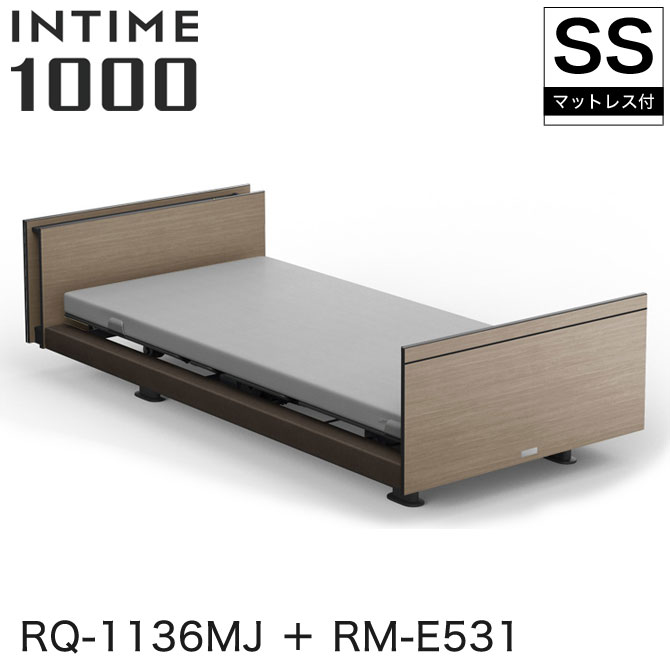 INTIME1000 RQ-1136MJ + RM-E531