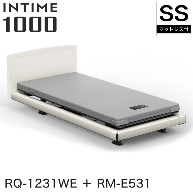INTIME1000 RQ-1231WE + RM-E531