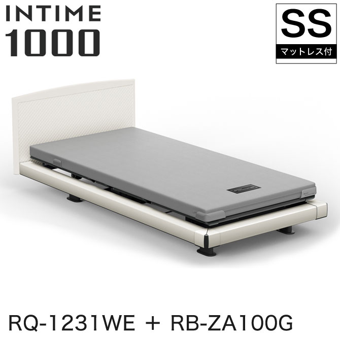 INTIME1000 RQ-1231WE + RB-ZA100G