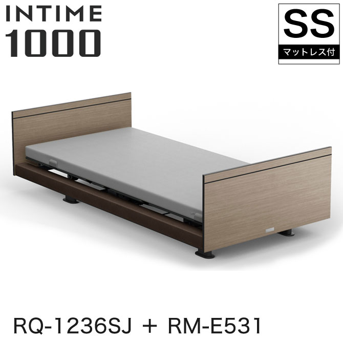 INTIME1000 RQ-1236SJ + RM-E531