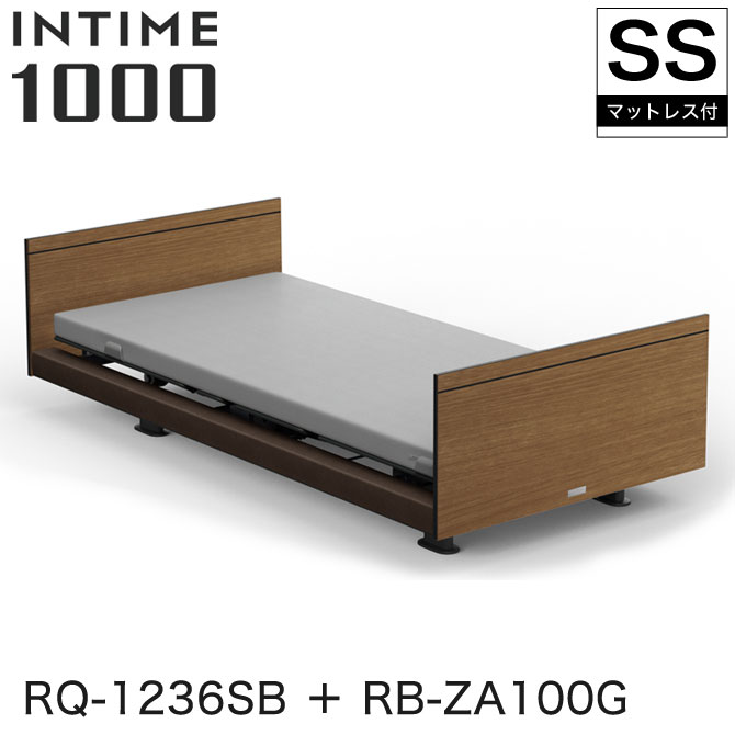 INTIME1000 RQ-1236SB + RB-ZA100G