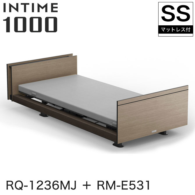 INTIME1000 RQ-1236MJ + RM-E531