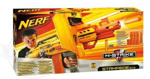 【楽天市場】【ナーフ N ストライクスタンピードecs 50ブラスター Nerf N Strike Stampede