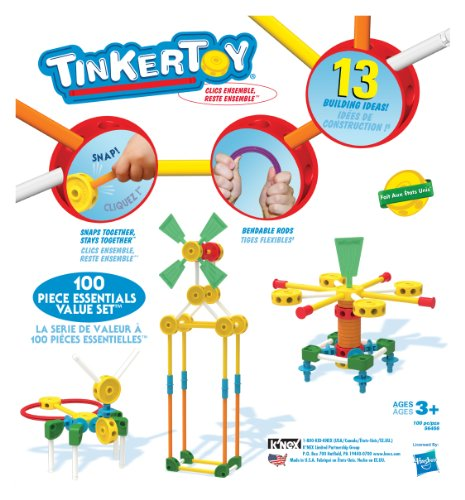 Tinker Toys For Boys : 【楽天市場】tinkertoy ティンカートイ ピース エッセンシャルバリューセット essentials