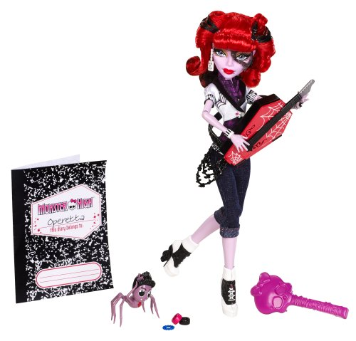 monster high operetta doll. Black Bedroom Furniture Sets. Home Design Ideas