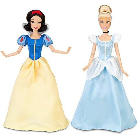 ディズニー プリンセス ドール 人形 白雪姫 シンデレラ オーロラ姫 アリエル ベル ジャスミン ポカホンタス ムーラン ティアナ ラプンツェル