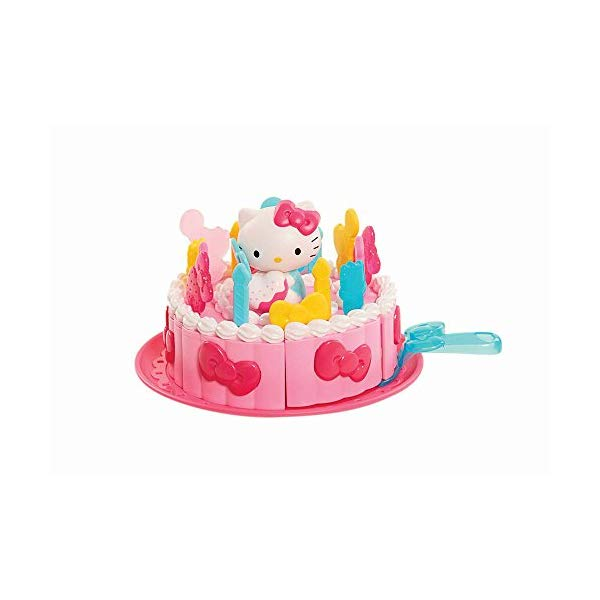Astounding I Selection Hello Kitty Birthday Party Play Set Birthday Cake Toy Funny Birthday Cards Online Drosicarndamsfinfo