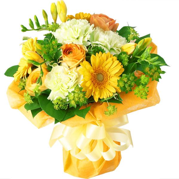 【春の誕生日】春のブーケ 111013 |花キューピットの2020春の誕生日特集