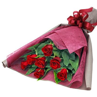 【クリスマス】赤バラの花束 512184 |花キューピットのクリスマスプレゼント特集2020
