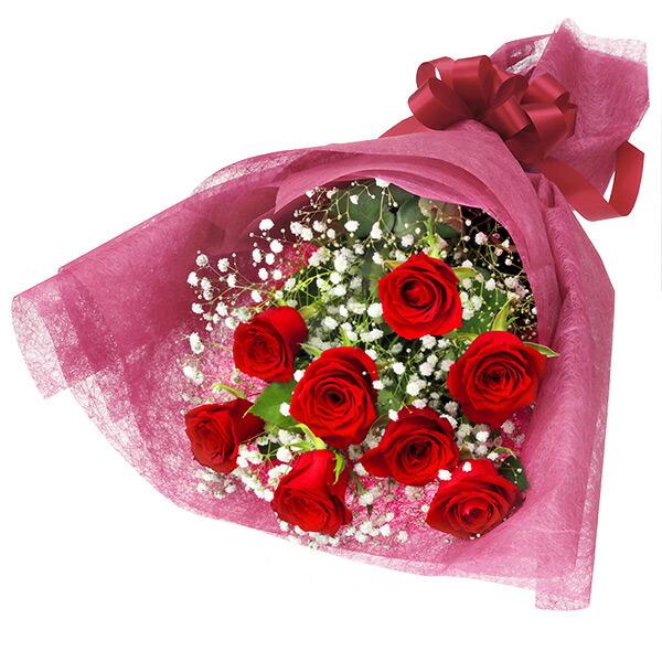 【バレンタイン特集】赤バラの花束 512194 |花キューピットのフラワーバレンタイン特集2020
