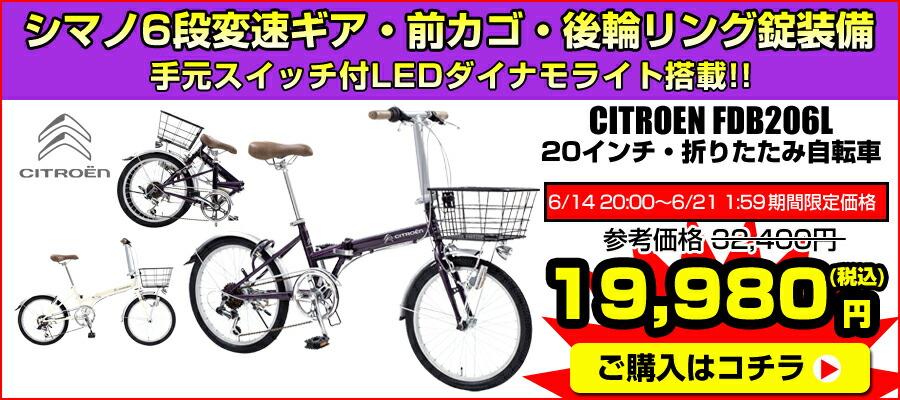 CITROEN FDB206L