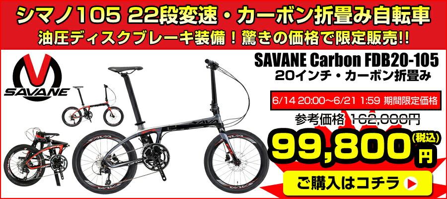 SAVANE CARBON FDB20-105