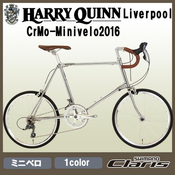 ハリークィン harry quinn