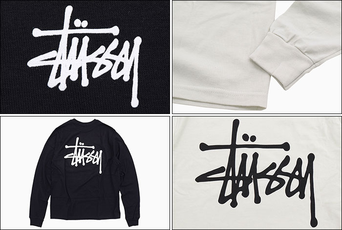 STUSSYステューシーのTシャツ Basic Stussy04