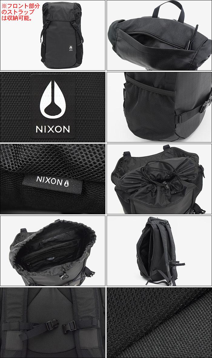 nixonニクソンのリュック Landlock III Backpack03