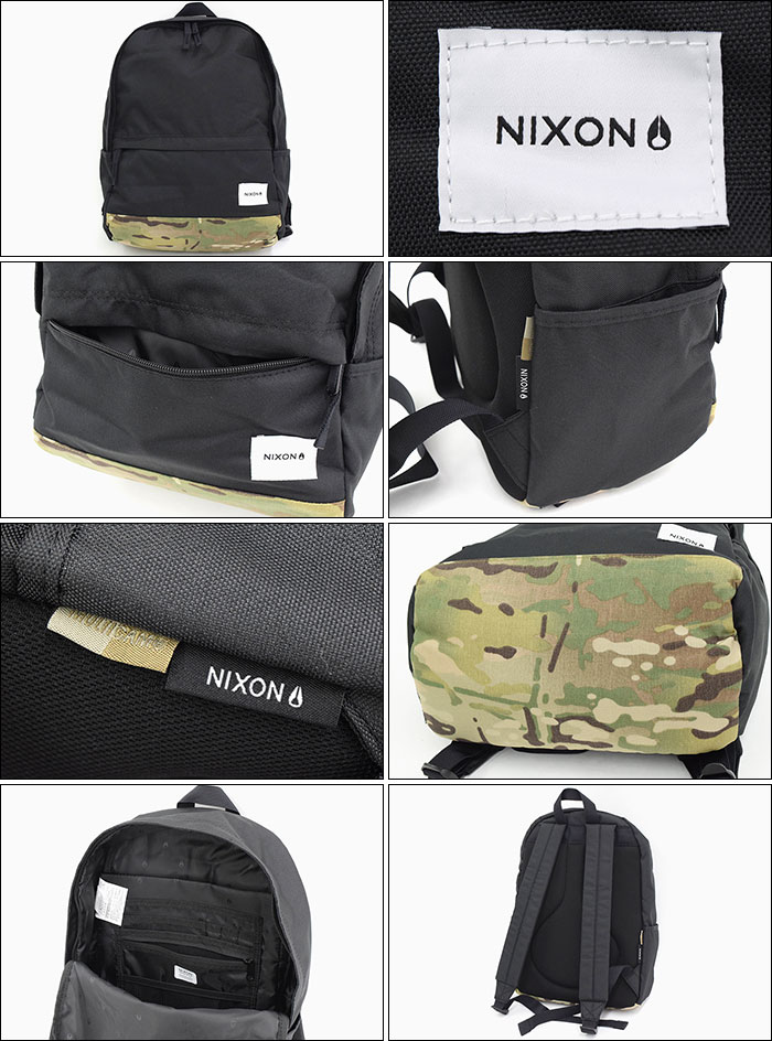 nixonニクソンのリュック The Platform SMU Backpack03