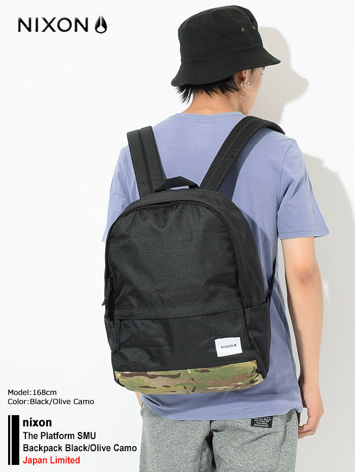 nixonニクソンのリュック The Platform SMU Backpack01
