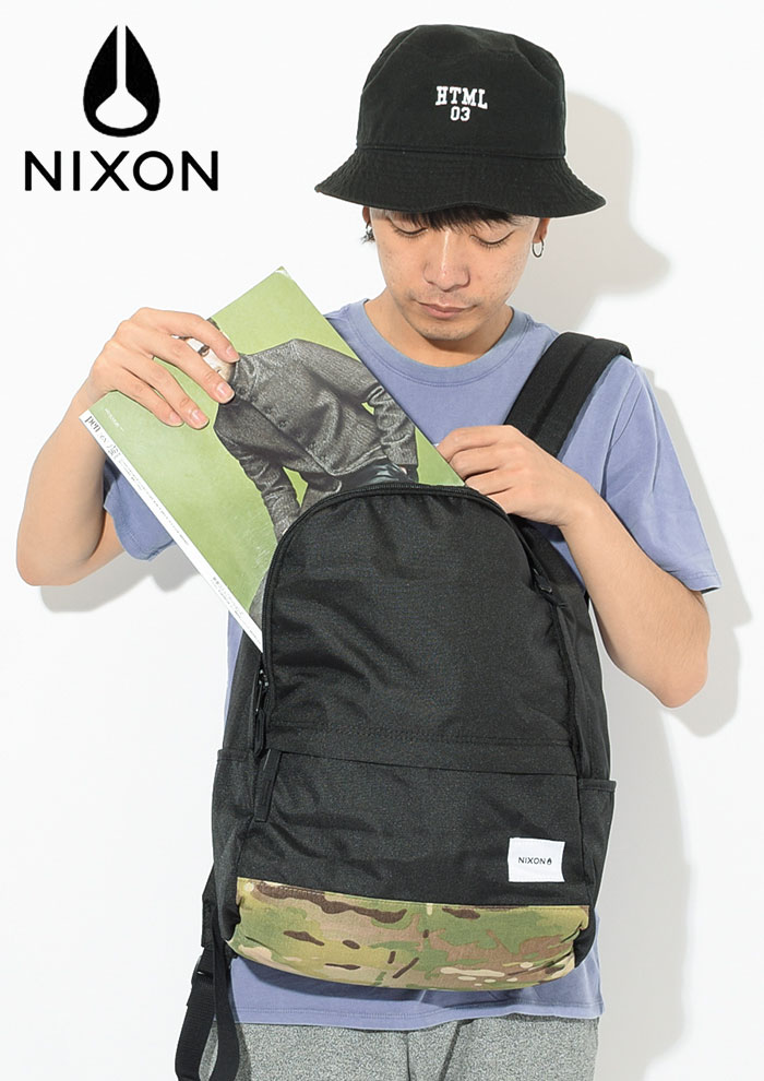 nixonニクソンのリュック The Platform SMU Backpack02
