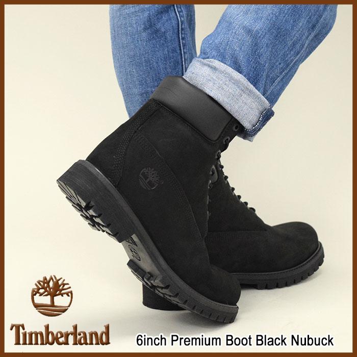 Timberlandティンバーランドのブーツ 6インチプレミアム02