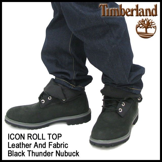 dab4adc7bb64 ice field  Timberland Timberland boots icon roll top leather  amp ...