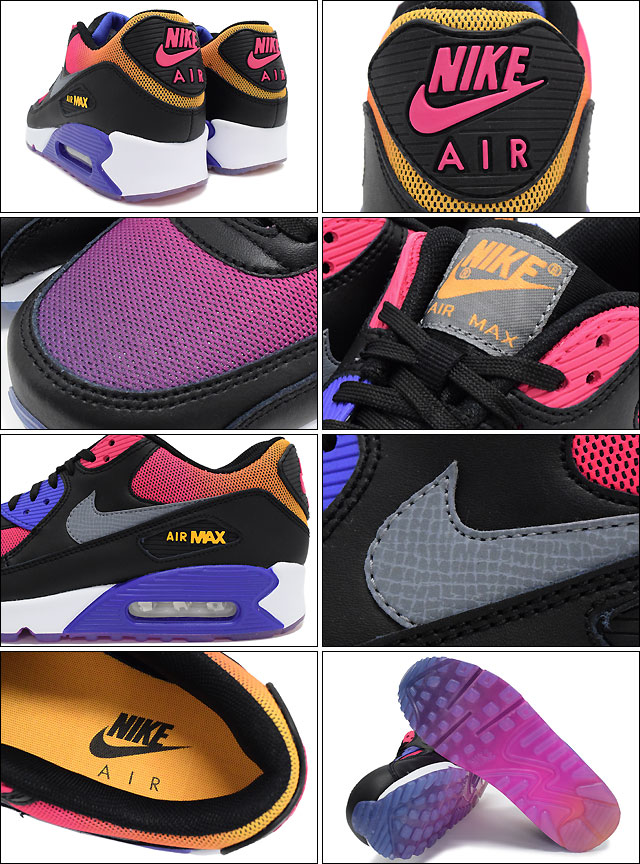 finest selection c1e59 84fa6 Nike Air Max 90 SD Gradient Persian Violet Black