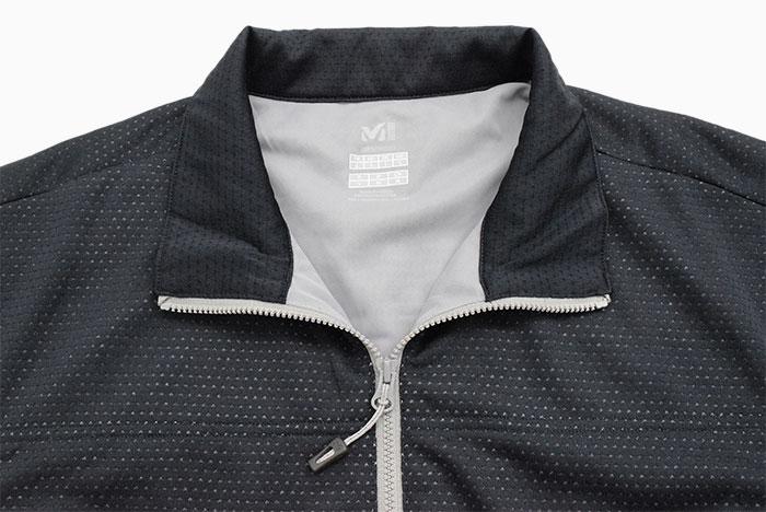 MILLETミレーのジャケット Alpha Light Sweat10