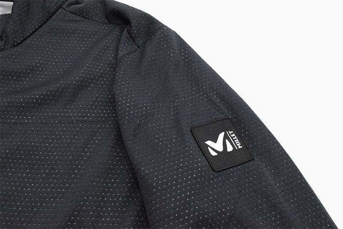 MILLETミレーのジャケット Alpha Light Sweat11