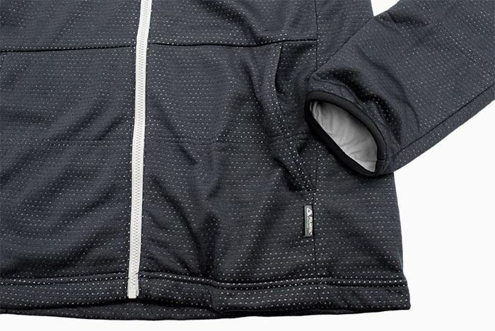 MILLETミレーのジャケット Alpha Light Sweat13