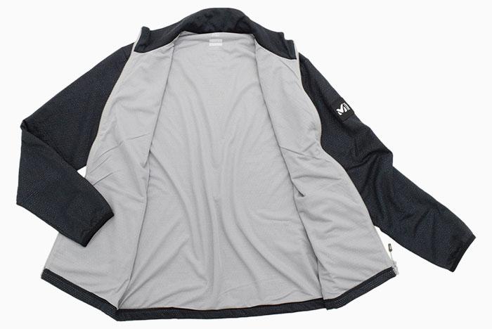 MILLETミレーのジャケット Alpha Light Sweat15
