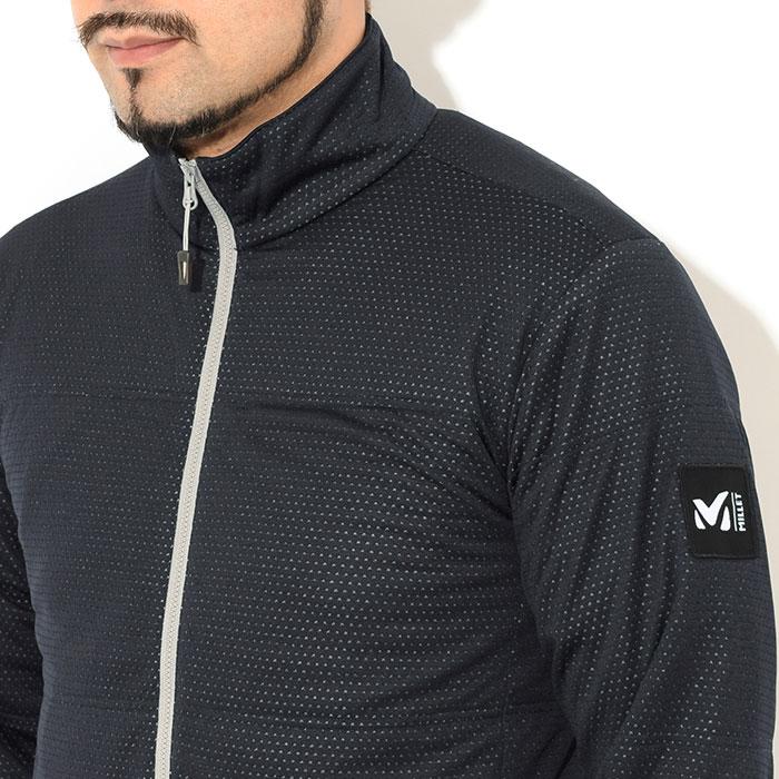 MILLETミレーのジャケット Alpha Light Sweat04