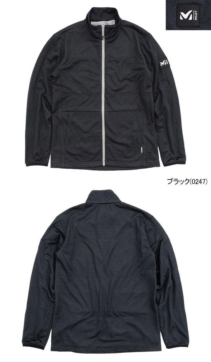 MILLETミレーのジャケット Alpha Light Sweat08